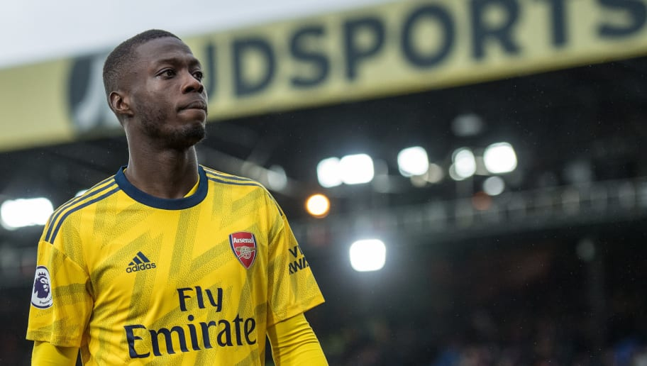 Nicolas Pepe Assesses How He's Fared at Arsenal So Far This Season