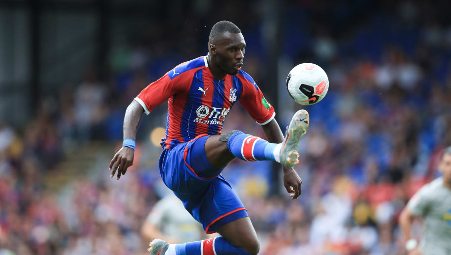 Crystal Palace Open Talks With Christian Benteke Over New Contract
