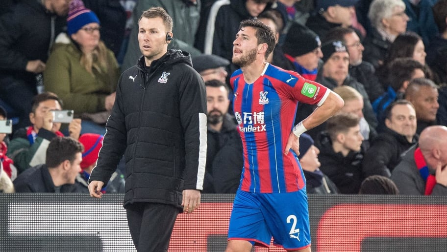 Crystal Palace boss Hodgson: We deserve better for way we're playing