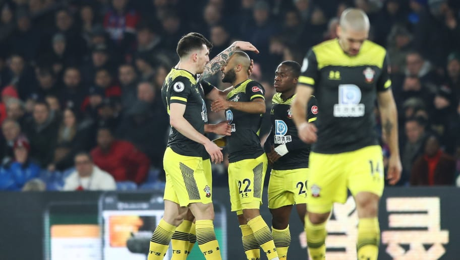 Crystal Palace 0-2 Southampton: Report, Ratings & Reaction as Redmond & Armstrong Strikes Seal Win