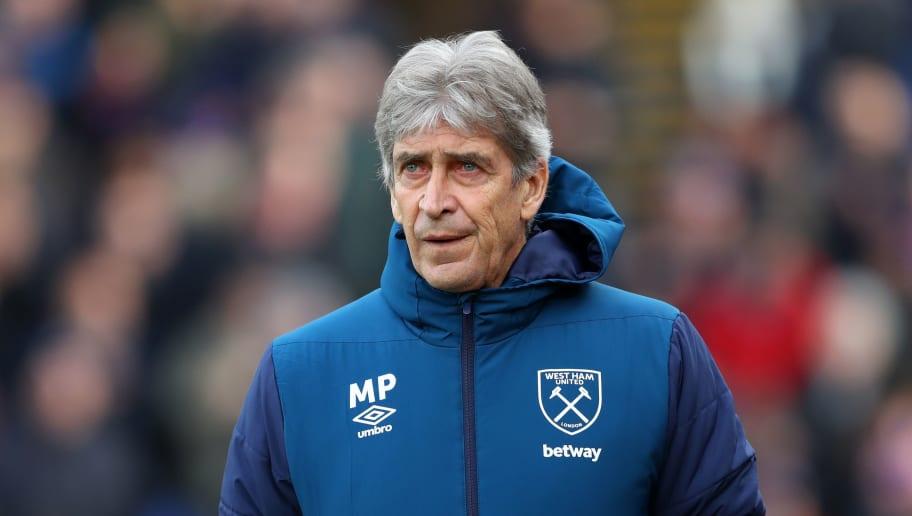 Manuel Pellegrini Praises West Ham Fans for Creating 'Good Atmosphere' at London Stadium