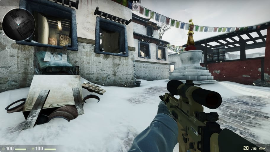 How to change FOV in CSGO is explained here.