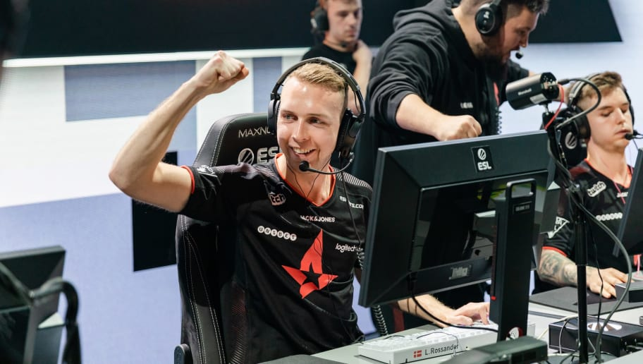 Astralis competes at ESL One Cologne