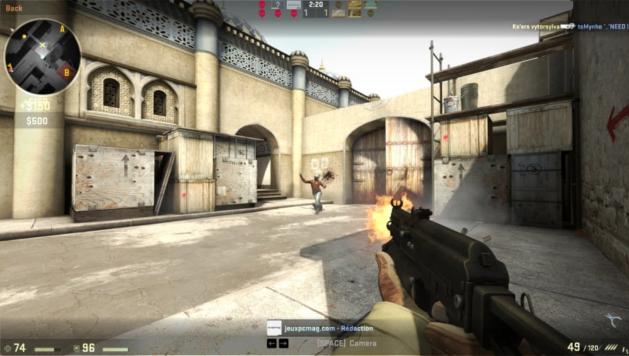 How to Show FPS in CSGO | dbltap