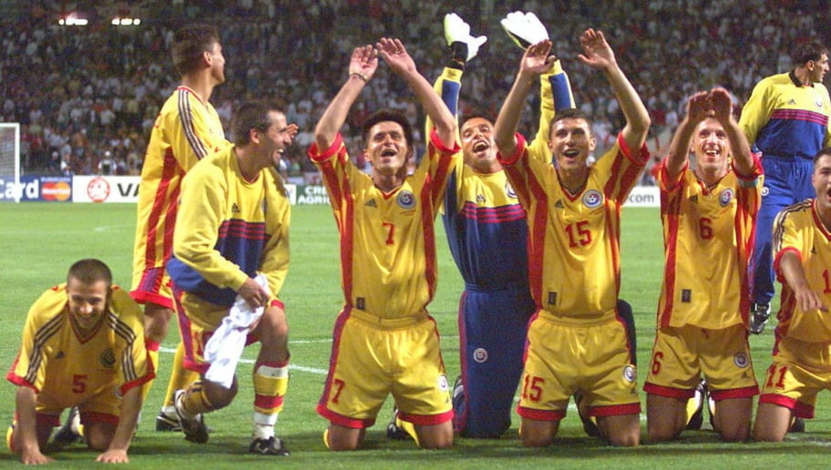 CUP-FR98-ENG-ROM-ROMANIANS JUBILATE