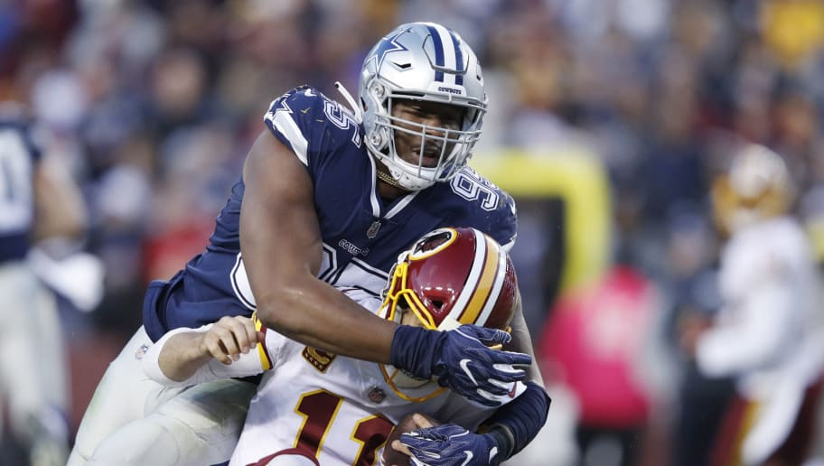 a1d6439e64b6 Cowboys DL David Irving Ruled Out for MNF With Ankle Injury