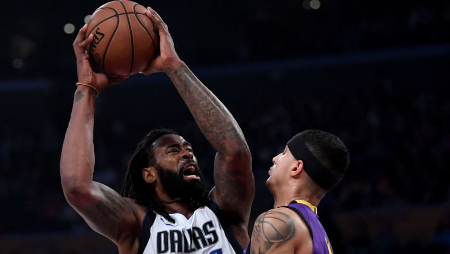 Lakers Have a Worse Free Throw Percentage as a Team Than DeAndre Jordan eb1512c6c