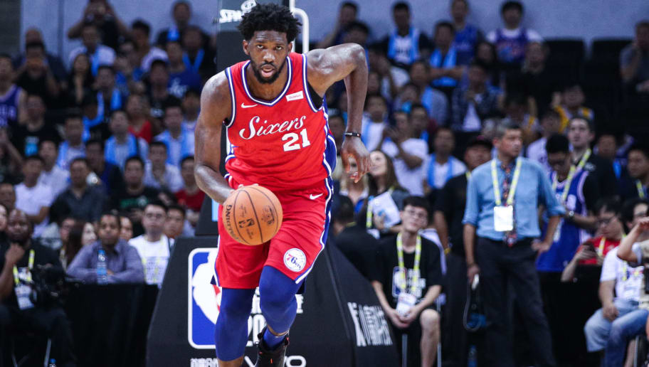 Joel Embiid Lands Endorsement Deal With Under Armour  a521859ce
