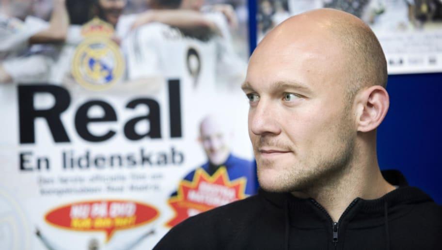 Danish Real Madrid soccer player Thomas