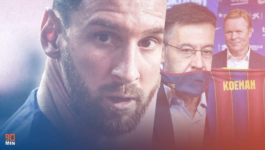 Le feuilleton Messi a agité le mercato du FC Barcelone