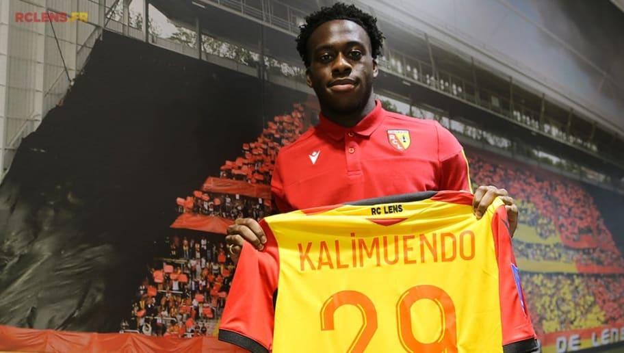 Arnaud Kalimuendo rejoint le RC Lens en prêt pour une saison