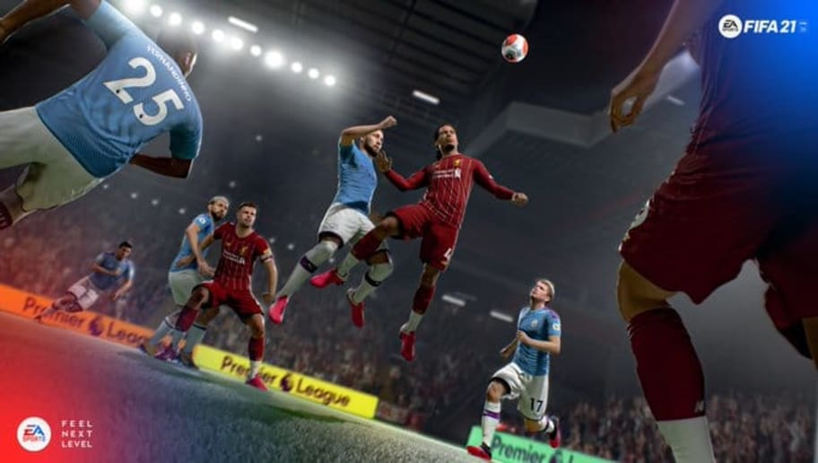 Improved dribbling and player training. New features coming to FIFA 21