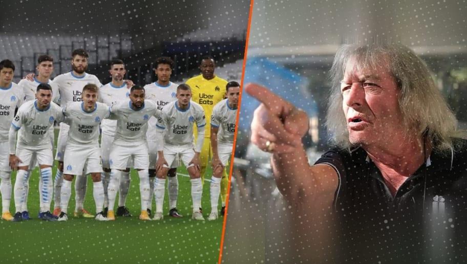 """René Malleville s'est fait connaître grâce à sa """"minute"""" devenue virale à Marseille, après chaque matches de l'OM"""