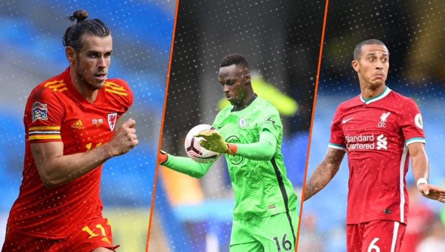 Gareth Bale, Mendy et Thiago font partie des gros coups de ce mercato.