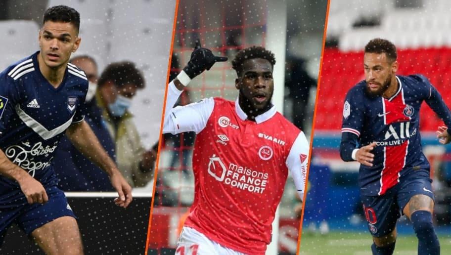 Neymar, Dia et Ben Arfa méritent leur place dans le XI.