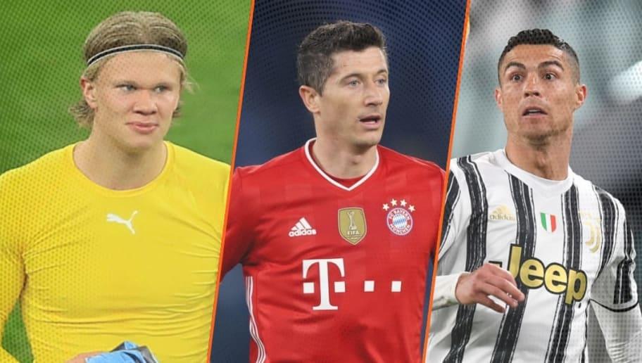 Erling Haaland, Lewandowski et Ronaldo pourraient tous les trois quitter leur club cet été.