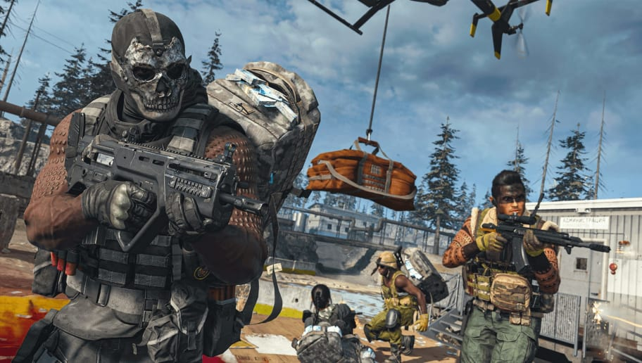 Cabin Fever Modern Warfare: Playlist Arrives In-Game