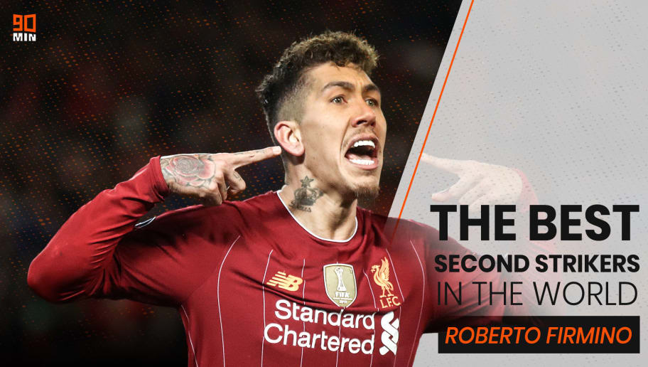 Roberto Firmino's drive and work rate often goes unnoticed to the untrained eye.