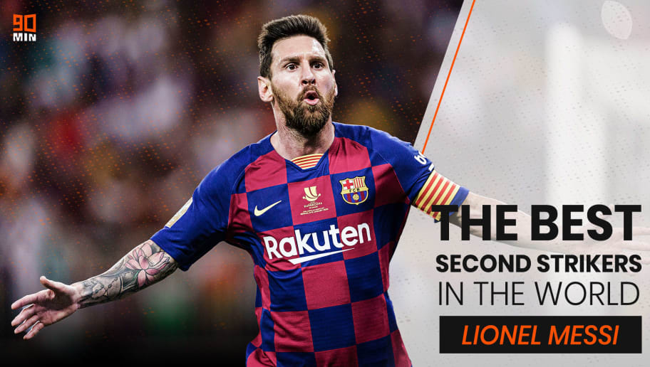 Lionel Messi simply can't be matched