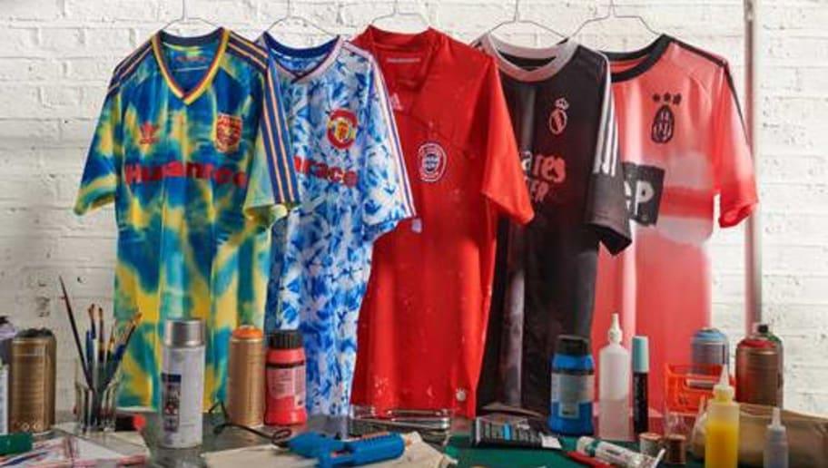 Arsenal, Man United, Bayern, Real und Juve bekommen Jersey-Zuwachs