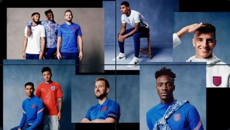 England Release New Home Away Kits For 2020 21 Season Footballghana