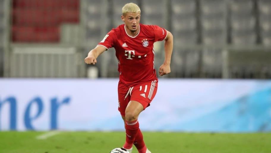 Michael Cuisance verlässt Bayern schon wieder