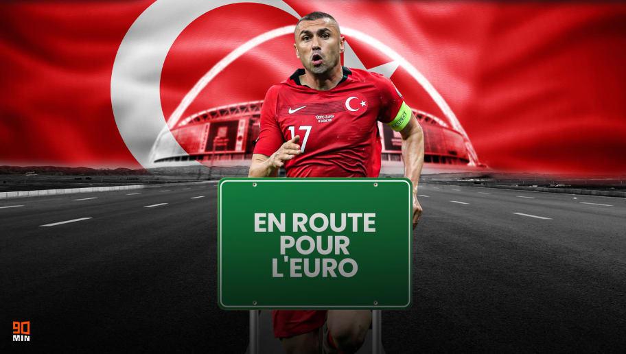 Burak Yilmaz capitaine et leader de cette sélection turque.