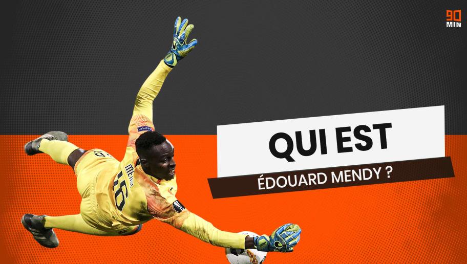 Édouard Mendy est sur le point de s'engager à Chelsea.