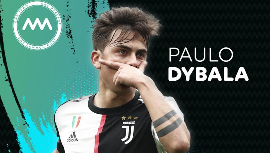 Paulo Dybala has joined Common Goal