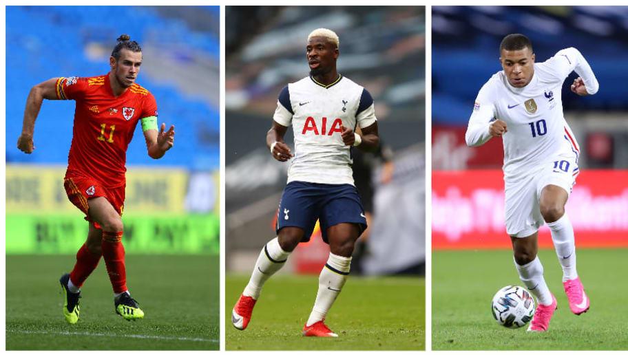 Gareth Bale devrait quitter le Real Madrid, Aurier vers l'Italie et Mbappé part l'été prochain !