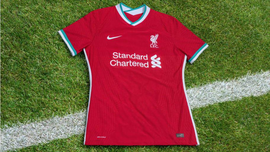 Liverpool Drop Brand New Nike Kit Ahead of 2020/21 Season