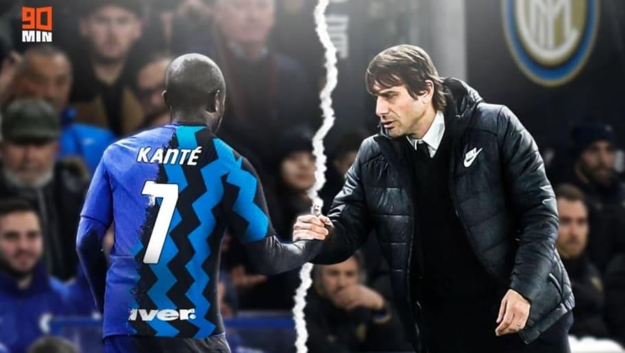 Kanté est la priorité de l'Inter d'Antonio Conte.