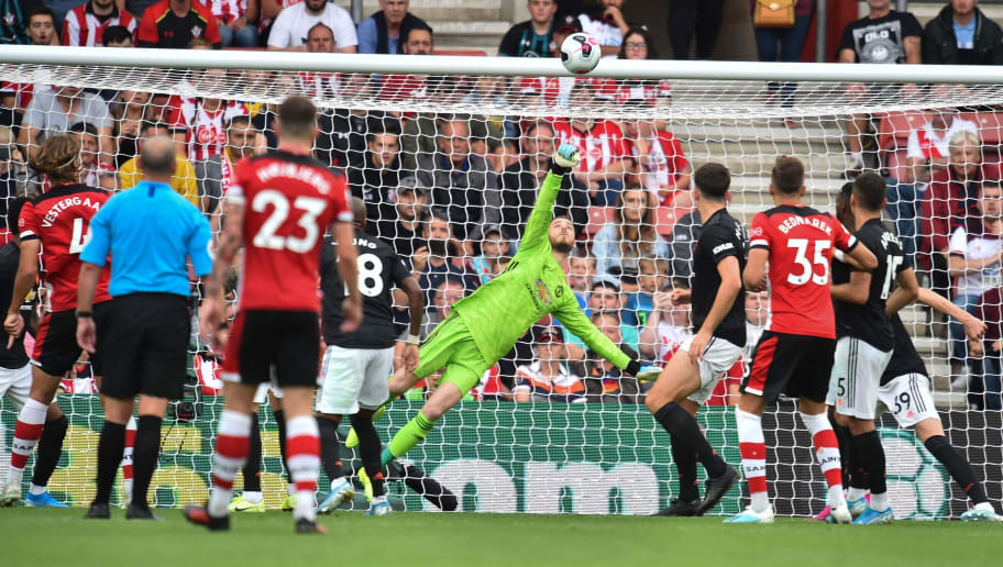 Andy Gray Blames David de Gea for Manchester United's Failure to Beat Southampton