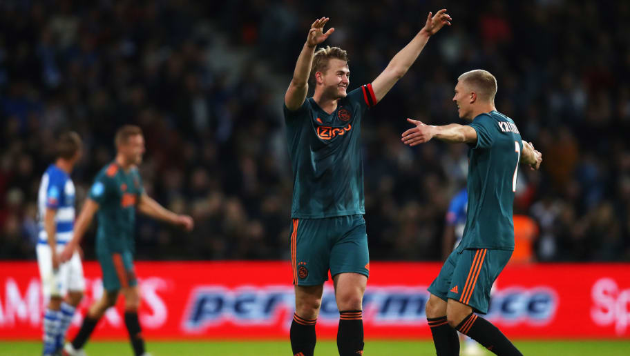 3 Alternative Defenders to Matthijs de Ligt That Manchester United can Sign This Summer