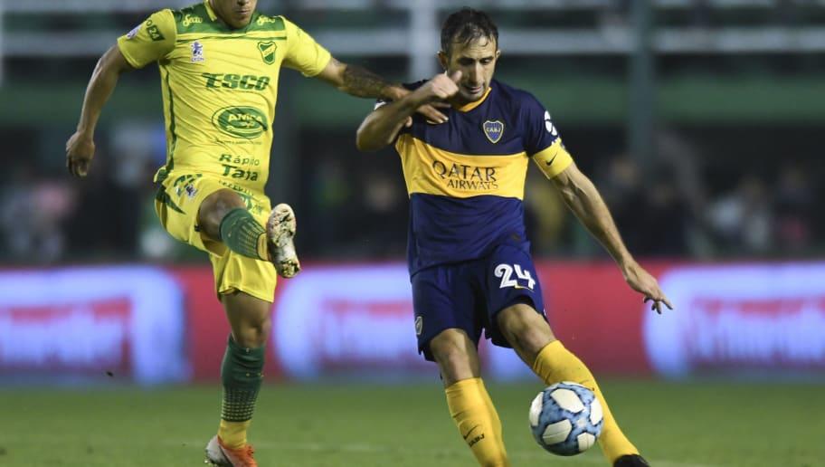 Carlos Izquierdoz,Nicolas Fernandez