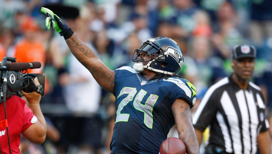 Marshawn Lynch Retires >> Marshawn Lynch Retires From the NFL for the Second Time | 12up