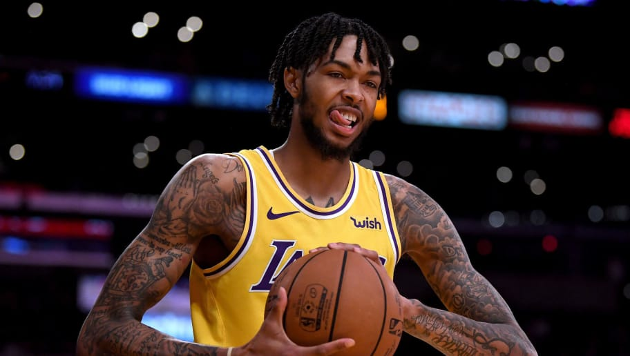 a5b3f761634 Brandon Ingram's Latest Remark Should Scare Laker Haters | 12up