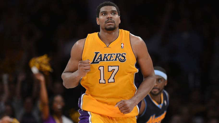 4dc91e31c34 Lakers Give Former NBA Champ Andrew Bynum Gym Access as He Pursues NBA  Comeback