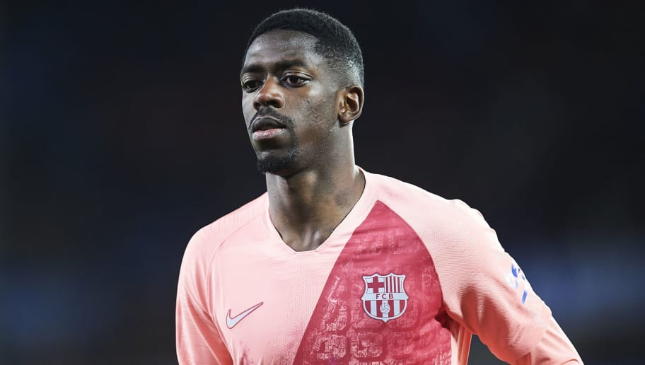 Barcelona Set Enormous Price Tag for Inconsistent Winger Ousmane Dembele This Summer