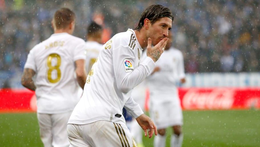 Alaves 1-2 Madrid
