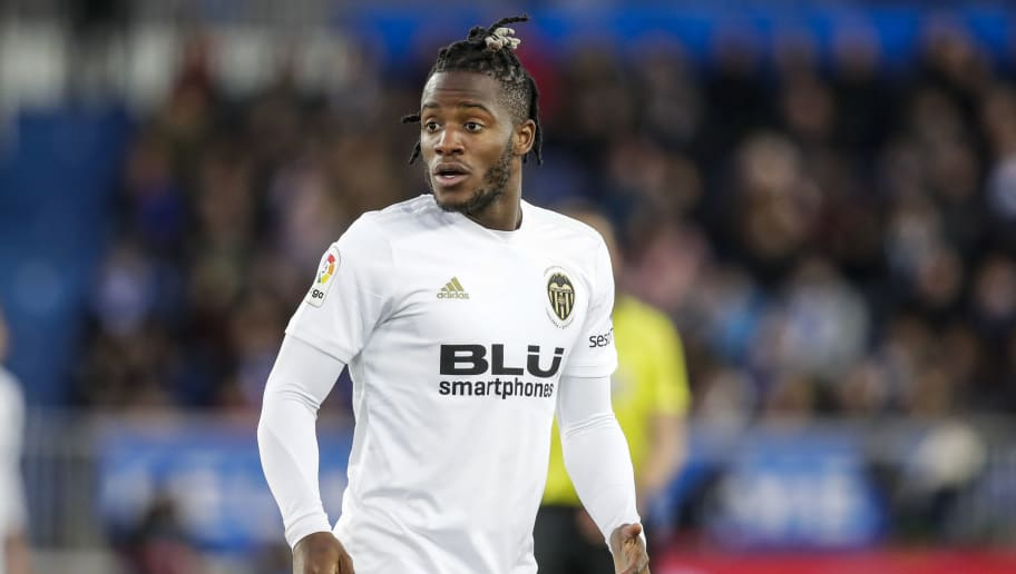 Crystal Palace Racing Against Time To Sign Michy Batshuayi On Permanent Deal