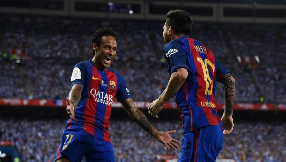 Lionel Messi,Neymar Jr.