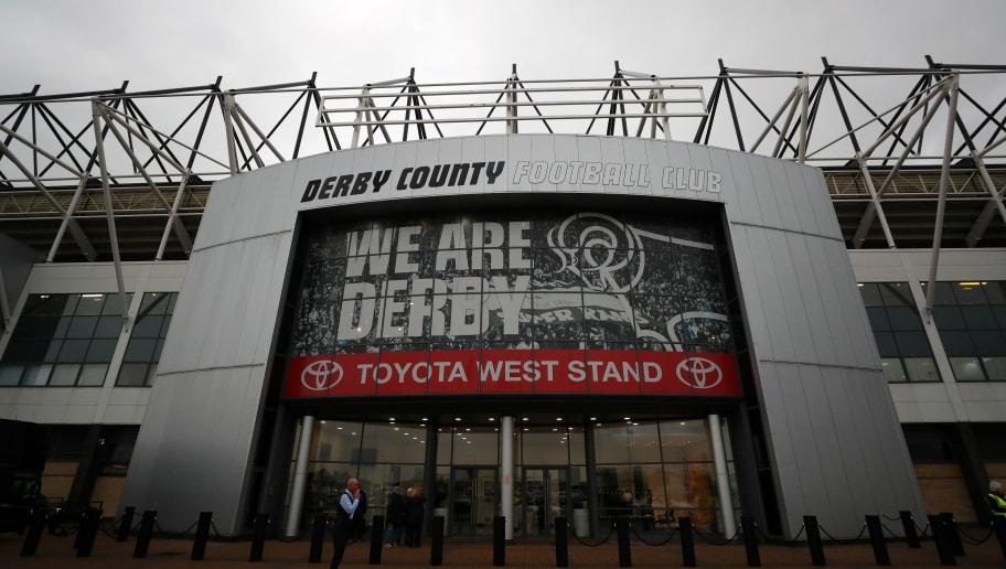 Derby County v Cardiff City - Sky Bet Championship