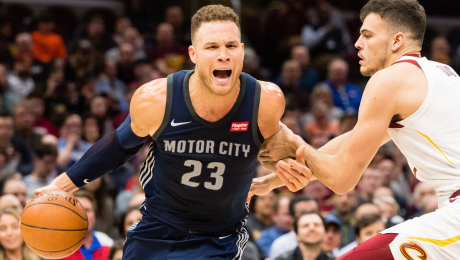 new styles 1bd34 dd819 Blake Griffin Ordered to Pay $258K a Month in Child Support ...