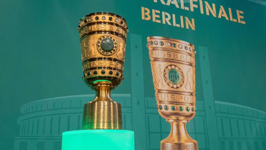 DFB Cup Handover 2019