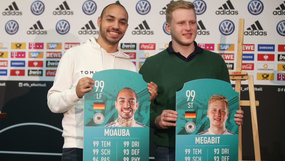 DFB eFootball - Press Conference