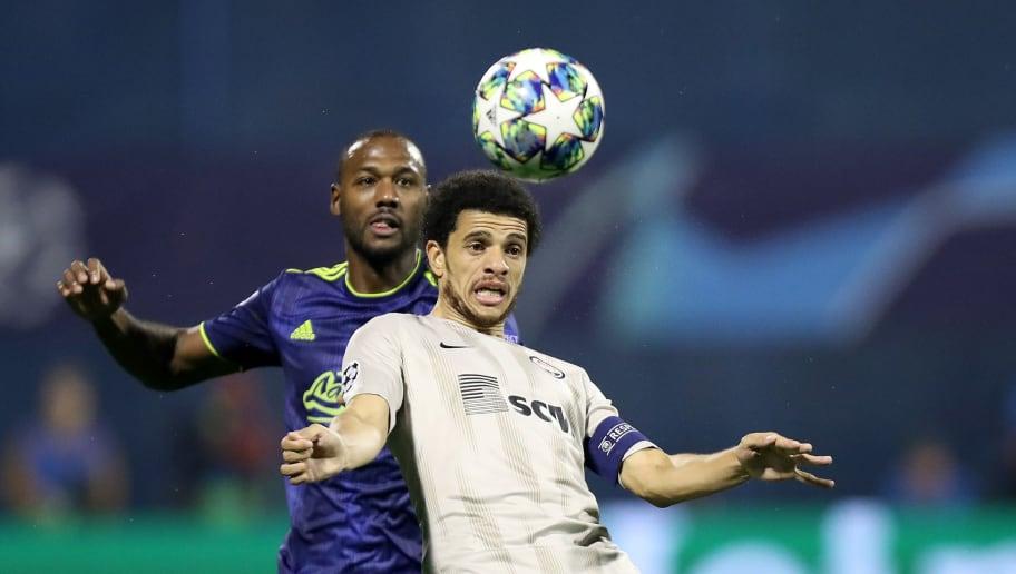Dinamo Zagreb v Shakhtar Donetsk: Group C - UEFA Champions League