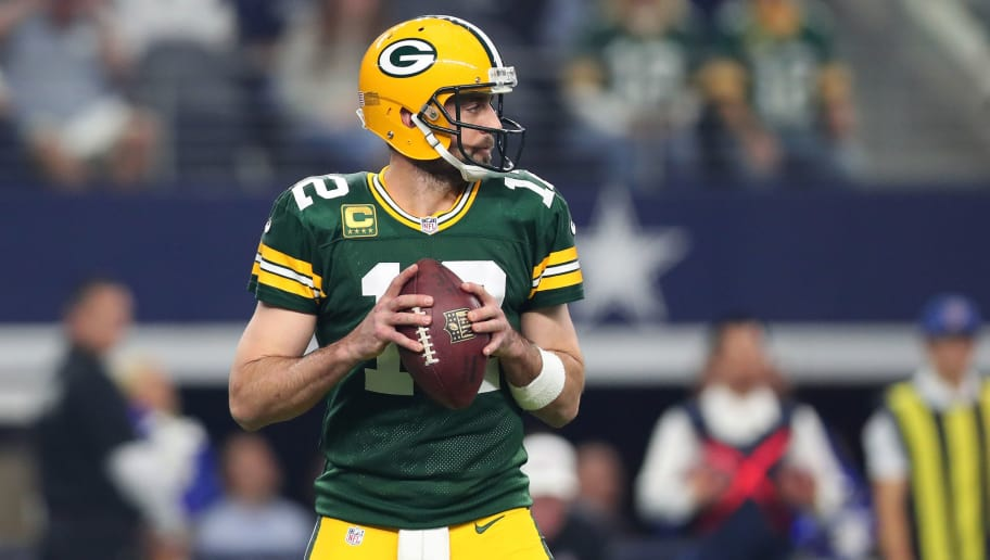 Aaron Rodgers Doesn T Think Packers Would Sign Dez Bryant