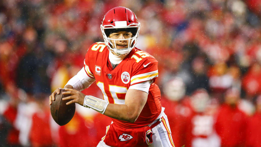 REPORT: Patrick Mahomes Expect...