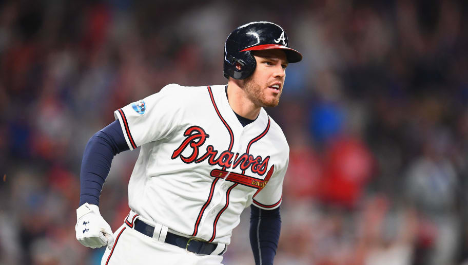 new product 0d1c7 7b29b Freddie Freeman Says He Never Tried to Recruit Bryce Harper ...